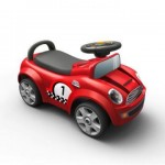 Photo of Ride On Car 536 Mini Cooper-Red