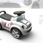 Photo of Ride On Car 536 Mini Cooper-White
